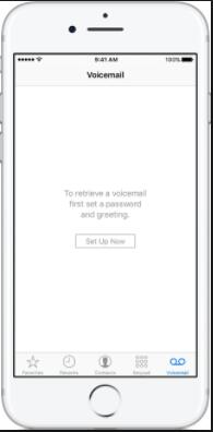 How to record a voicemail on iphone and android leawo tutorial center record a voicemail on iphone m4hsunfo