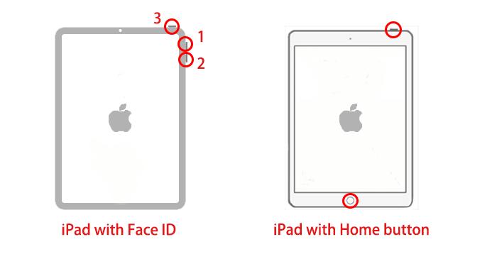 ipad-force-restart-to-fix-ipad-red-screen