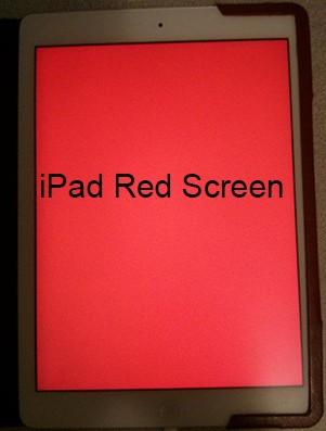 ipad-red-screen