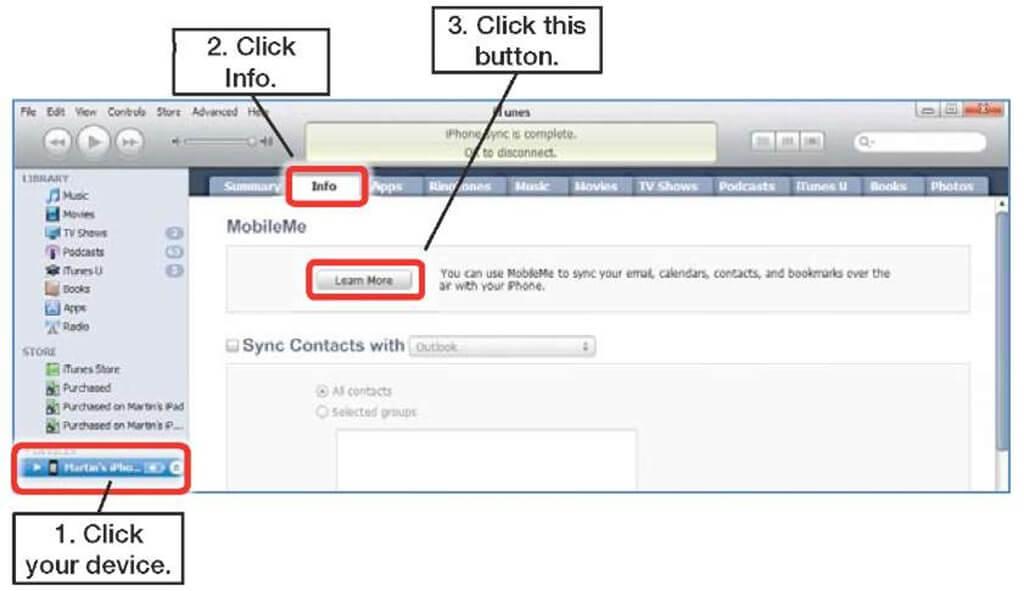 sync-bookmarks-via-itunes