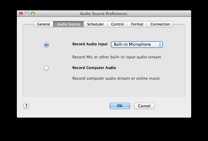 select input device