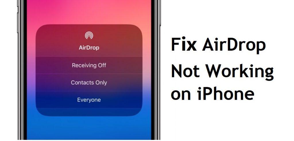 airdrop-not-working