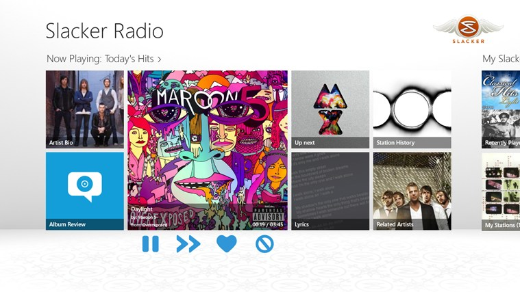 free online radio music player