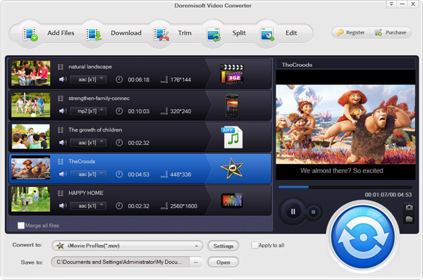 how to play mxf files on pc