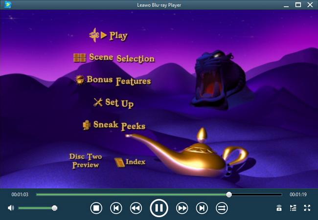 play dvd on windows 10