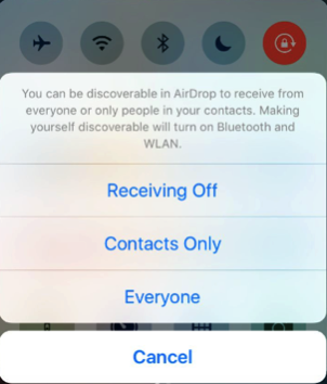 How to airdrop from iphone to mac leawo tutorial center how to airdrop from iphone to mac ccuart Image collections