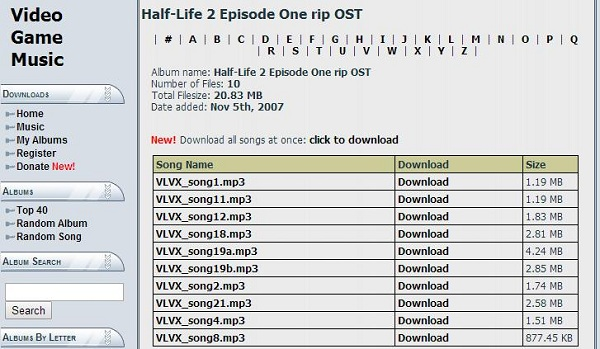 download the song you want