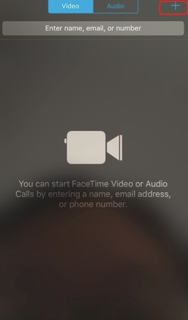 FaceTime iPhone to iPad