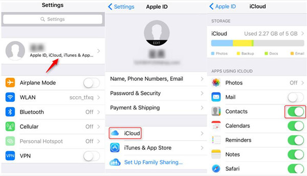 How to Sync iCloud Contacts with Outlook Mac | Leawo