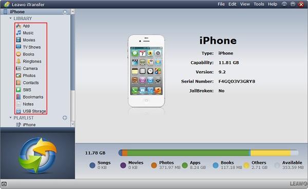 Launch iPad movie Transfer