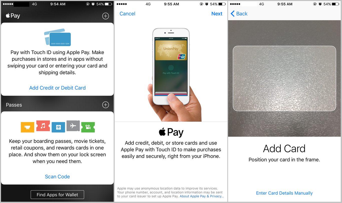 How to Use Apple Pay?   Leawo Tutorial Center