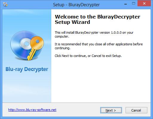 best blu ray decrypter