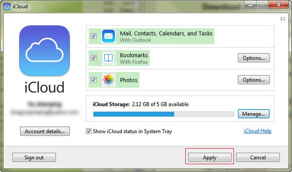 Copy Files from Computer to iPad via iCloud Drive