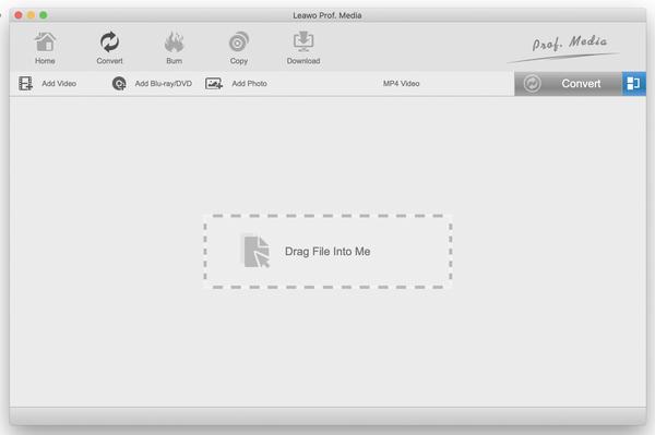 Leawo-main-interface-importing-01