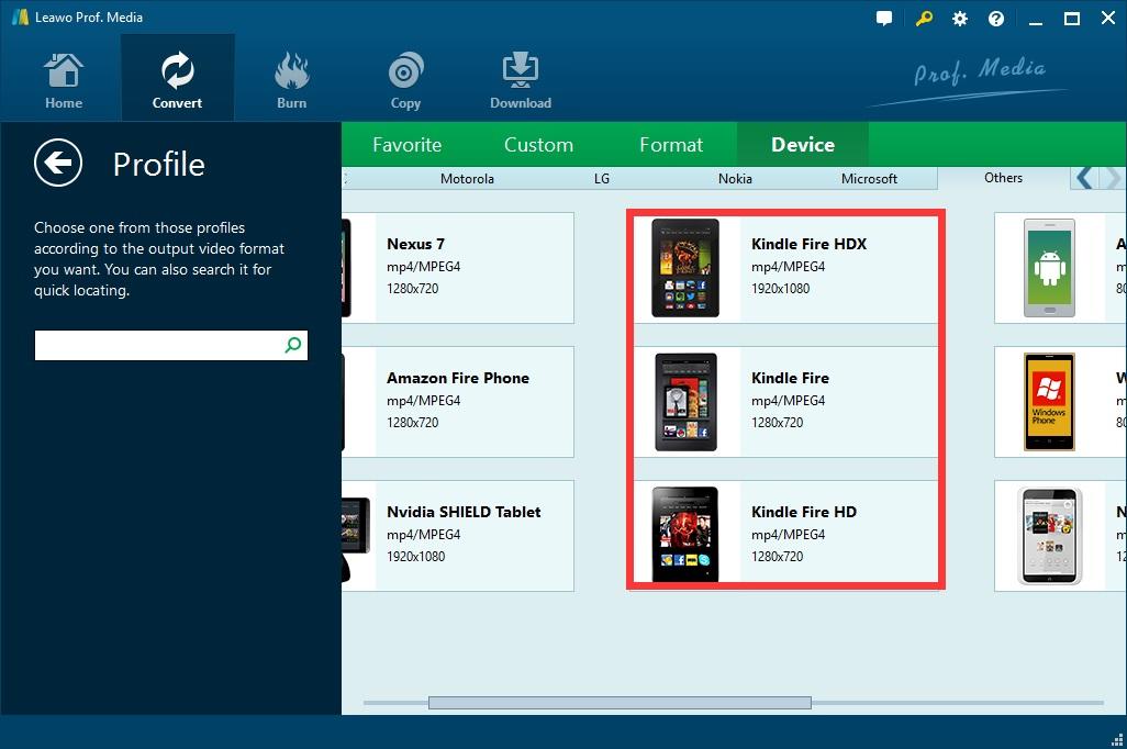Set-Kindle-Fire-as-the-output-device-2