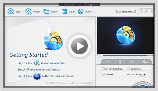 convert dvd to divx