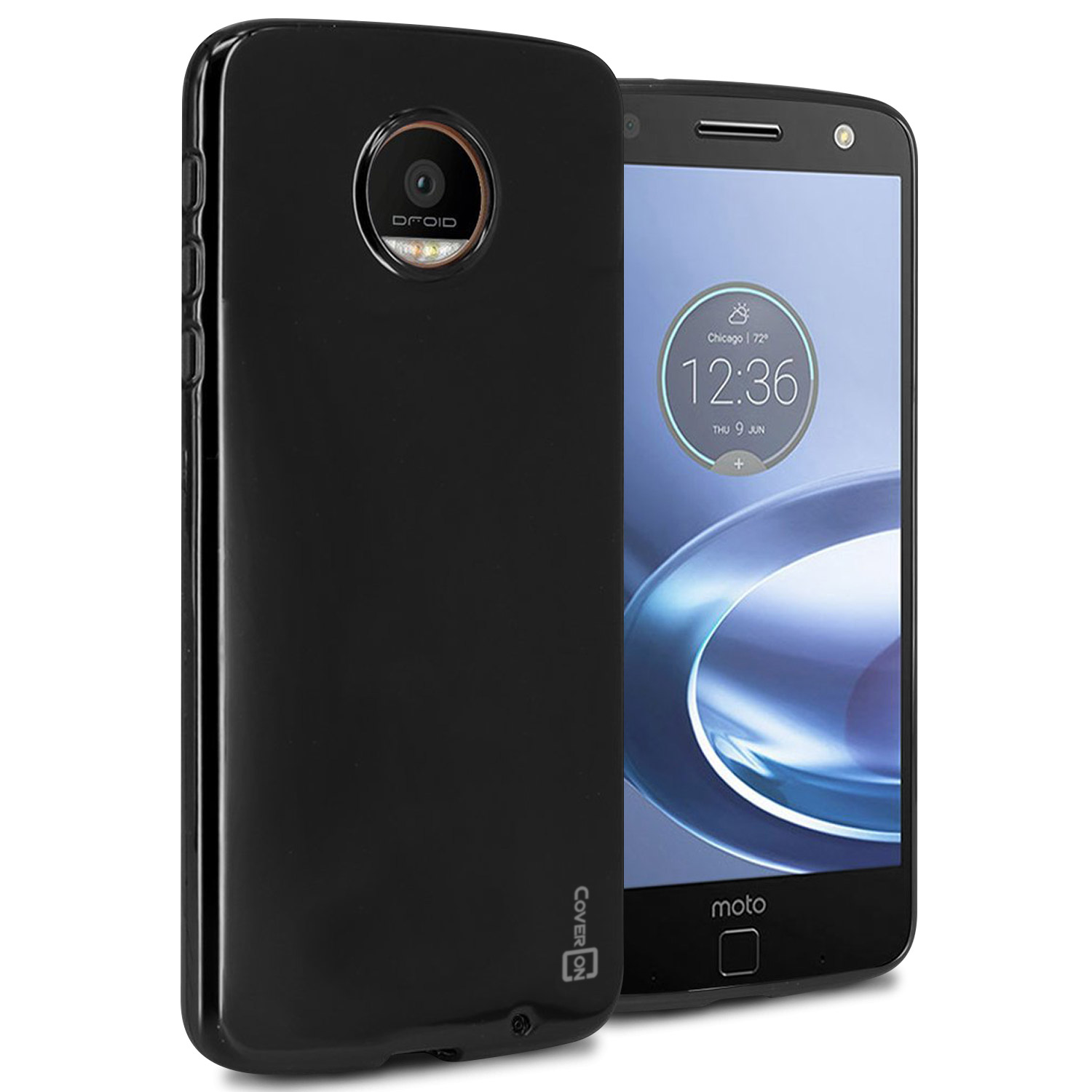 convert dvd to motorola z force droid