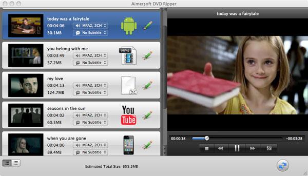 convert dvd to transformer pad