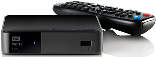 convert dvd to wd tv live