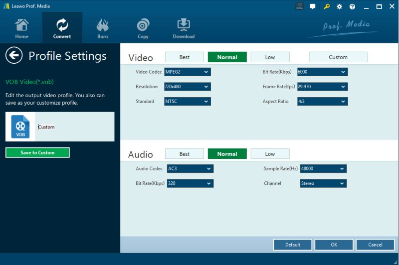 What is WD TV Live and How to Convert DVD to WD TV Live   Leawo