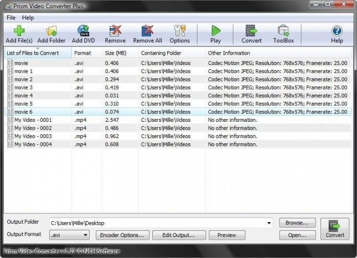 dvd to webm converter