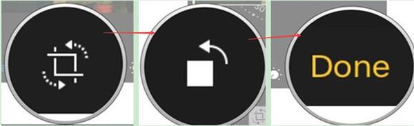 Rotate Photos on iPad