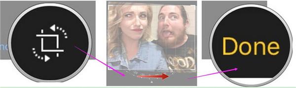 Straighten Photos on iPad