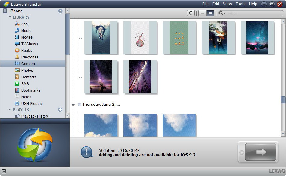 how-to-transfer-iPhone-photos-to-computer-with-Leawo-iTransfer-02