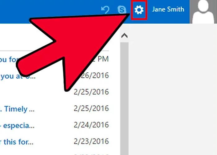 Outlook Block Email