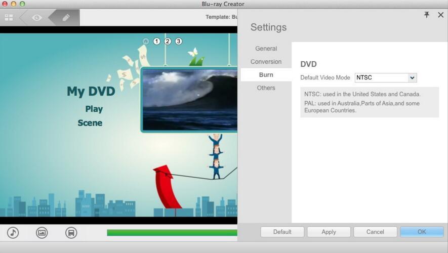 ImgBurn for Mac Alternative to Burn Video to DVD on Mac