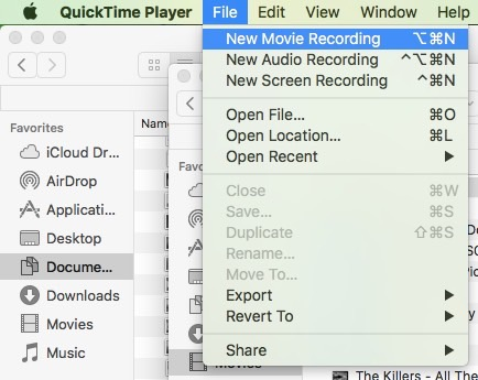 Save Snapchat Videos by Recording iPhone Screen