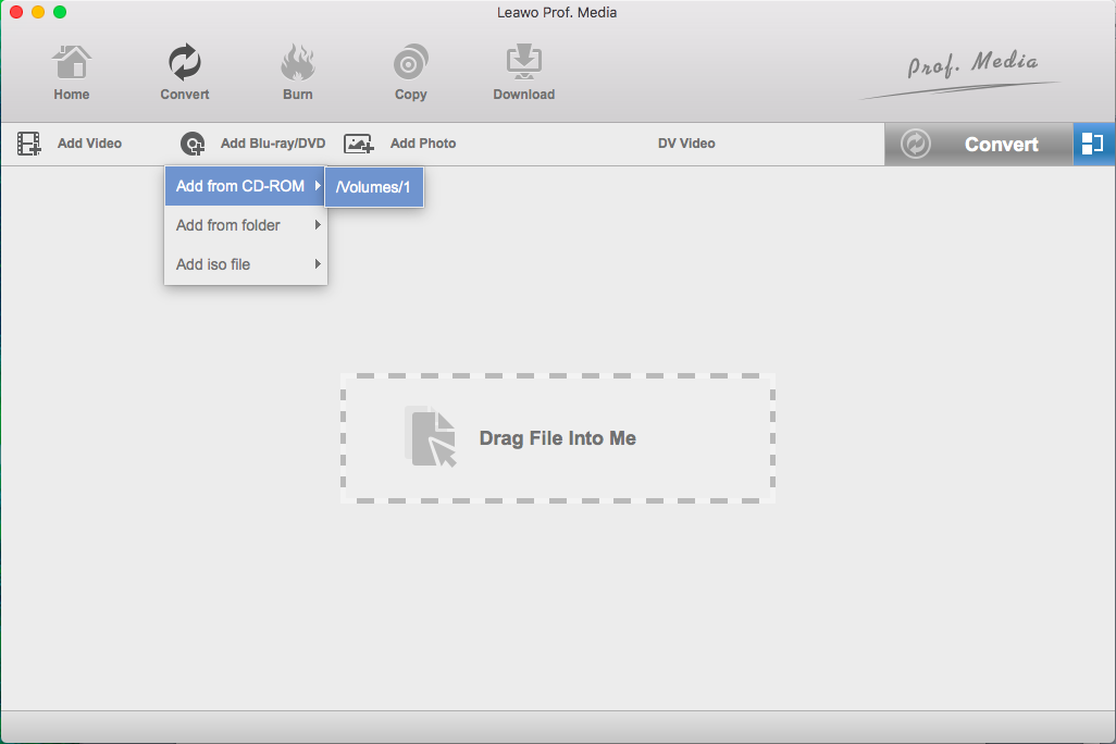 How to Rip Blu-ray on Mac | Leawo Tutorial Center