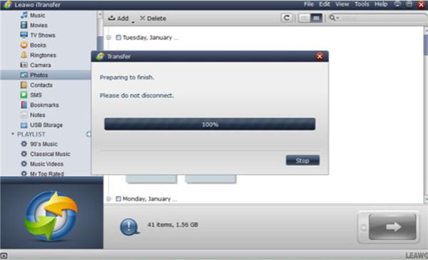 Add Files to iPad