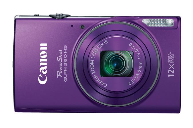 Christmas gift for kids Canon PowerShot ELPH 360 HS