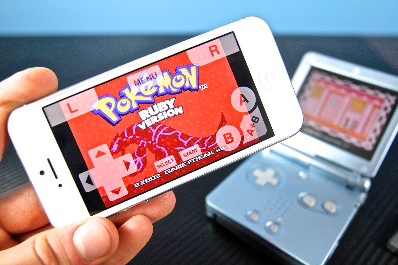 play gba games on iphone how to play gba on iphone leawo tutorial center 6546