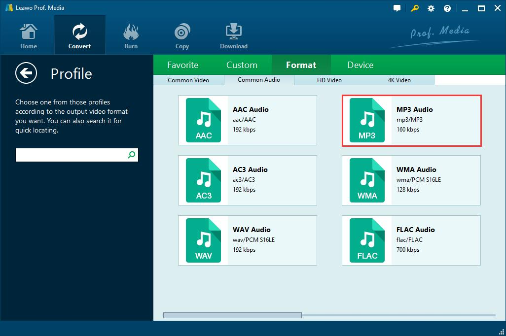 AMR to MP3 Converter to Convert AMR to MP3