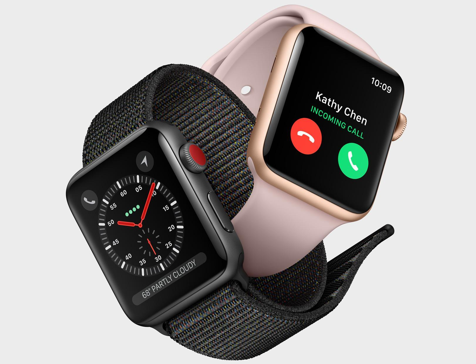 Christmas gift for kids Apple Watch Series 3