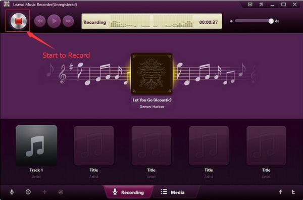 Start to convert 3GA to MP3