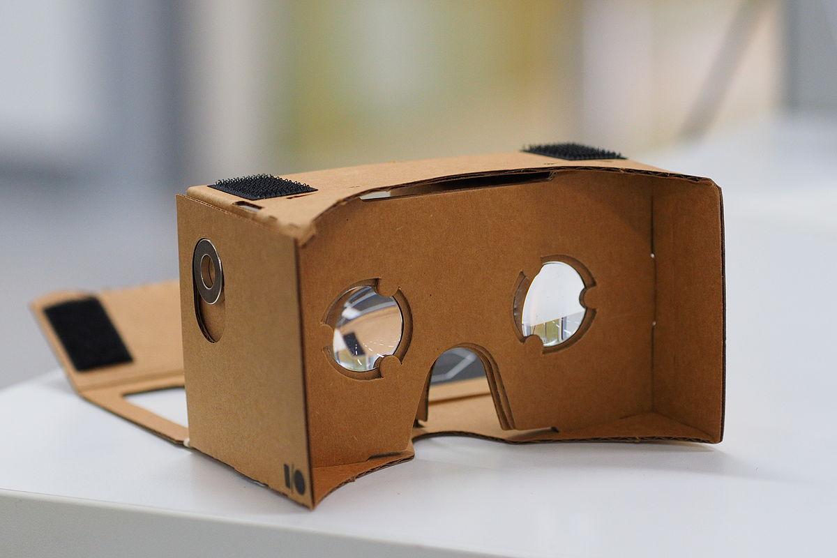Christmas gift for kids Google Cardboard