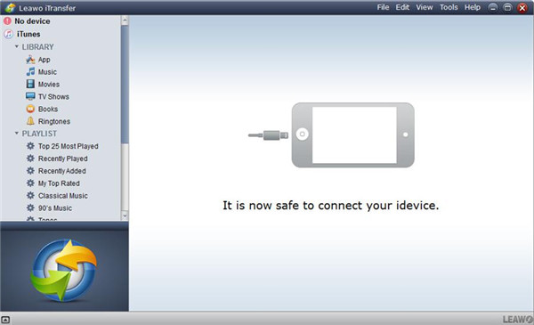 Plug iPhone into Computer