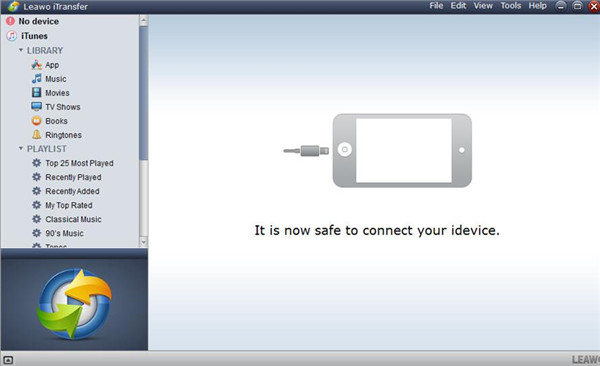 Connect iPod Touch to PC