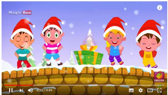 except for this christmas songs for kids list you can also download christmas songs for kids online and there are so many websites that offer christmas - Best Christmas Songs Youtube