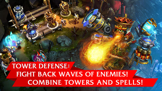 Defenders: Tower Defense Origins