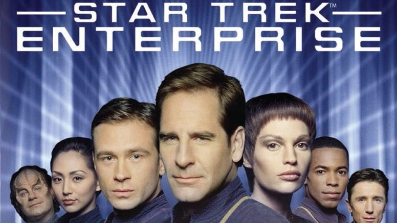 Rip Enterprise Season 2 Blu Ray