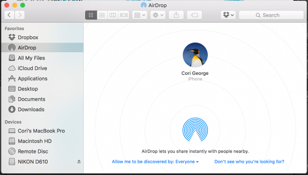 airdrop music from iphone to iphone how to airdrop between mac and iphone leawo 18282