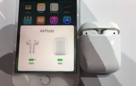 Pair AirPod with iPhone