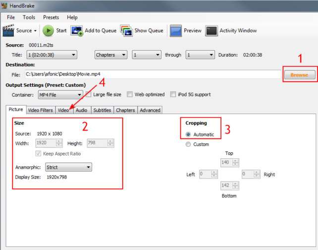 Something You Need to Know of HandBrake and How to Convert Blu Ray