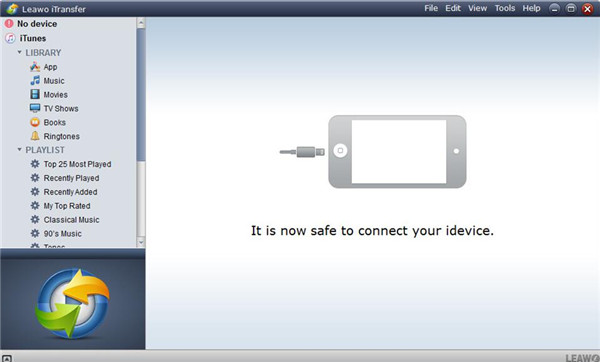 Connect iPhone to Computer