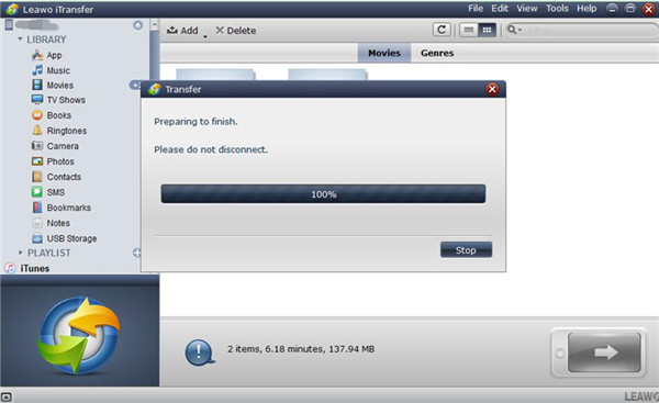 Transfer MP4 to iPad
