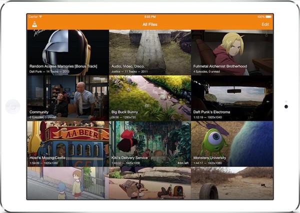Play WMV Files on iPad with the Video App on iPad